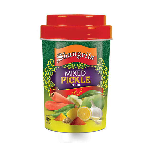 MIXED PICKLE 500GM/1000GM