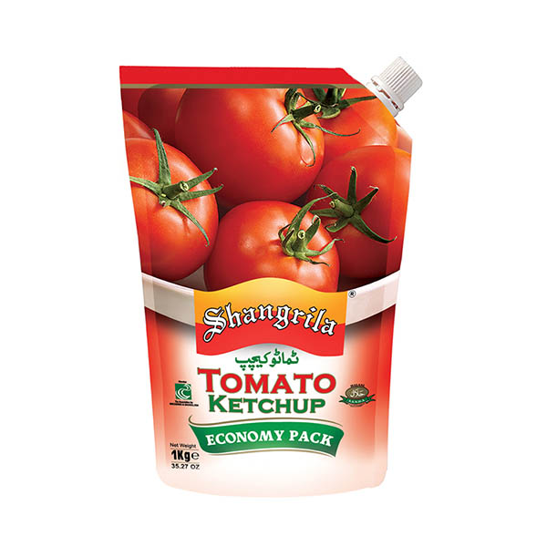 TOMATO KETCHUP 250GM/500GM/1000GM POUCH